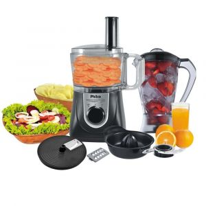 Multiprocessador Philco All in One Citrus 800W - Preto