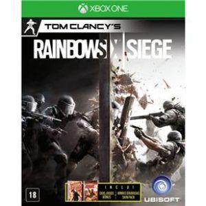 Jogo Tom Clancy's Rainbow Six: Siege - Signature Edition - Xbox One