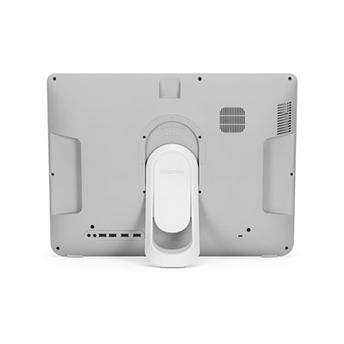 All in One Positivo Union PCTV UD3553 com Celeron 4GB 500GB LED 18 polegadas Windows 10