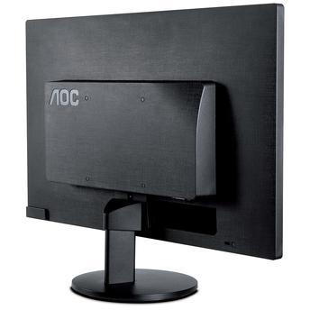 """Monitor LED AOC 15.6"""" Preto - e1670SWu"""