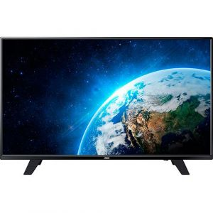 """TV LED 40"""" AOC LE40F1465 Full HD com Conversor Digital 2 HDMI 1 USB 60Hz (Cód. 127184636)"""
