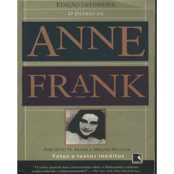 O Diário de Anne Frank : Edição Definitiva