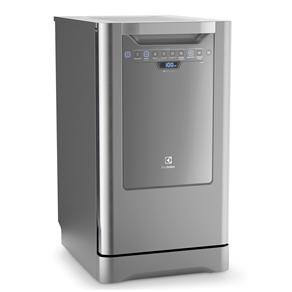 Lava-Louças Electrolux LI10X 10 Serviços com Painel Blue Touch - Inox