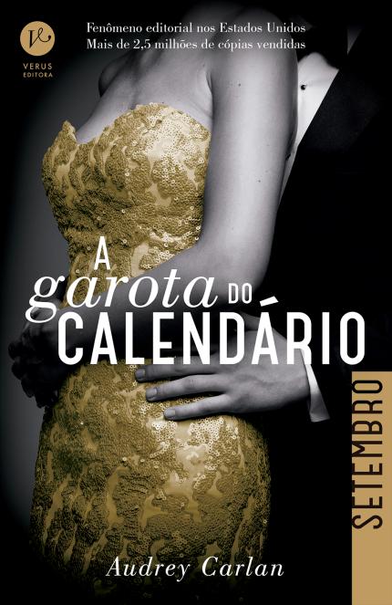 A Garota do Calendário - Setembro (Cód: 9360342)