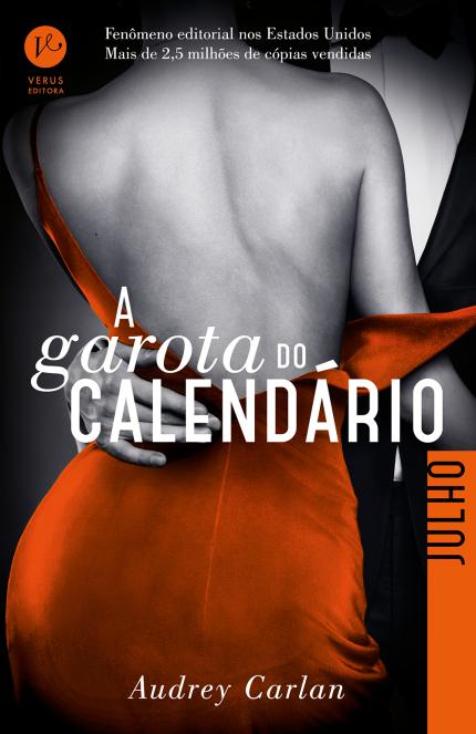 A Garota do Calendário - Julho (Cód: 9359796)