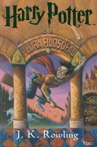 Harry Potter e A Pedra Filosofal 1 (Cód: 443852)
