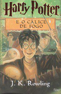 Harry Potter e o Cálice de Fogo 4 (Cód: 457609)