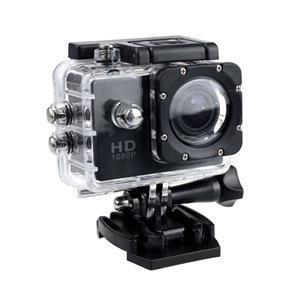 Câmera Filmadora Esportiva Case à prova d'água