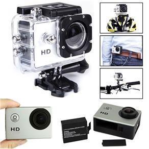 Câmera Filmadora Esportiva a Prova D`Água Sports Cam Full HD 1080P
