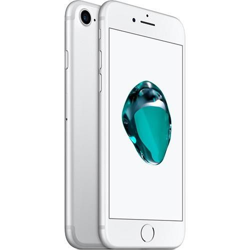"iPhone 7 Plus 32GB Prata Tela 5.5"" iOS 10 4G Câmera 12MP - Apple"