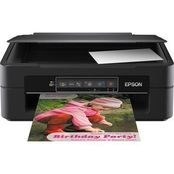 Multifuncional Epson Jato de Tinta XP-241 Colorida
