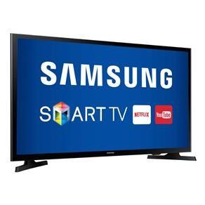 """Smart TV LED 32"""" HD Samsung 32J4300 com Connect Share Movie, Screen Mirroring, Wi-Fi,  Entradas HDMI e Entrada USB"""