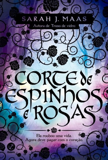 Corte de Espinhos e Rosas (Cód: 9197258)