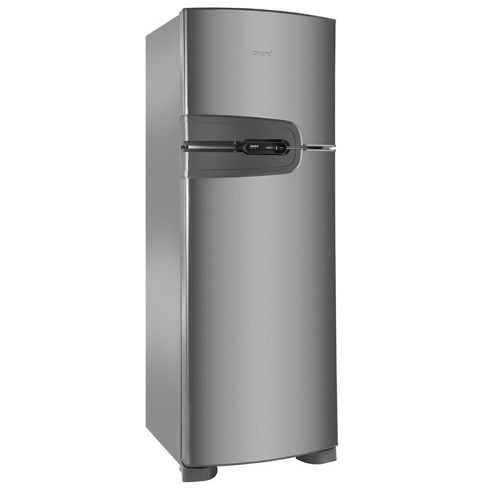 Refrigerador Consul CRM35NK Frost Free com 2 Portas Evox - 275 L