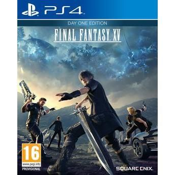 Final Fantasy 15 XV  para PS4 Playstation 4 Mídia Física
