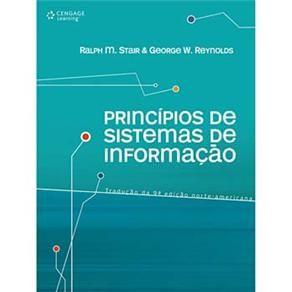 Livro - Princípios de Sistemas de Informação