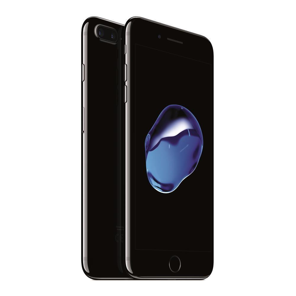 """iPhone 7 Apple Plus com 128GB, Tela Retina HD de 5,5"""", iOS 10, Dupla Câmera Traseira, Resistente à Água, Wi-Fi, 4G LTE e NFC - Preto Brilhante"""