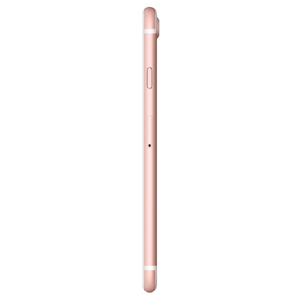"""iPhone 7 Apple com 32GB, Tela Retina HD de 4,7"""" com 3D Touch, iOS 10, Sensor Touch ID, Câmera 12MP, Resistente à Água, Wi-Fi, 4G LTE e NFC - Ouro Rosa"""