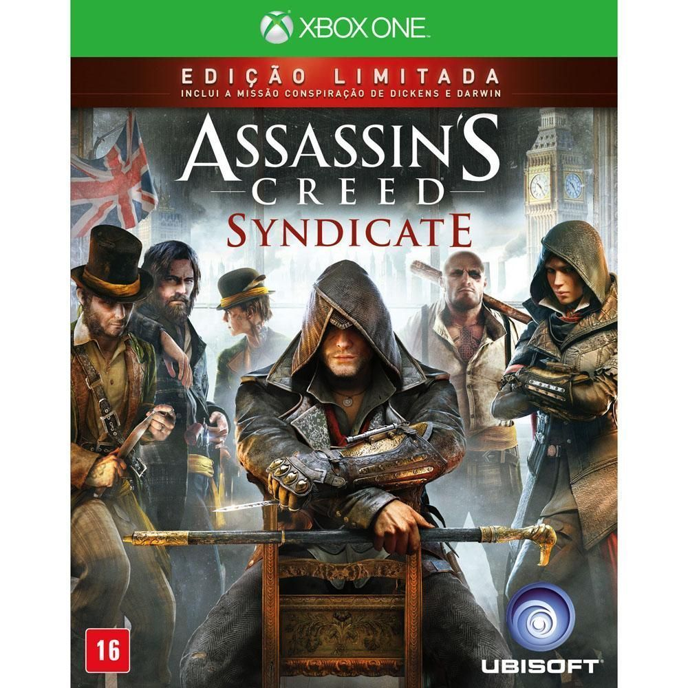 Jogo Assassin's Creed: Syndicate - Signature Edition - Xbox One