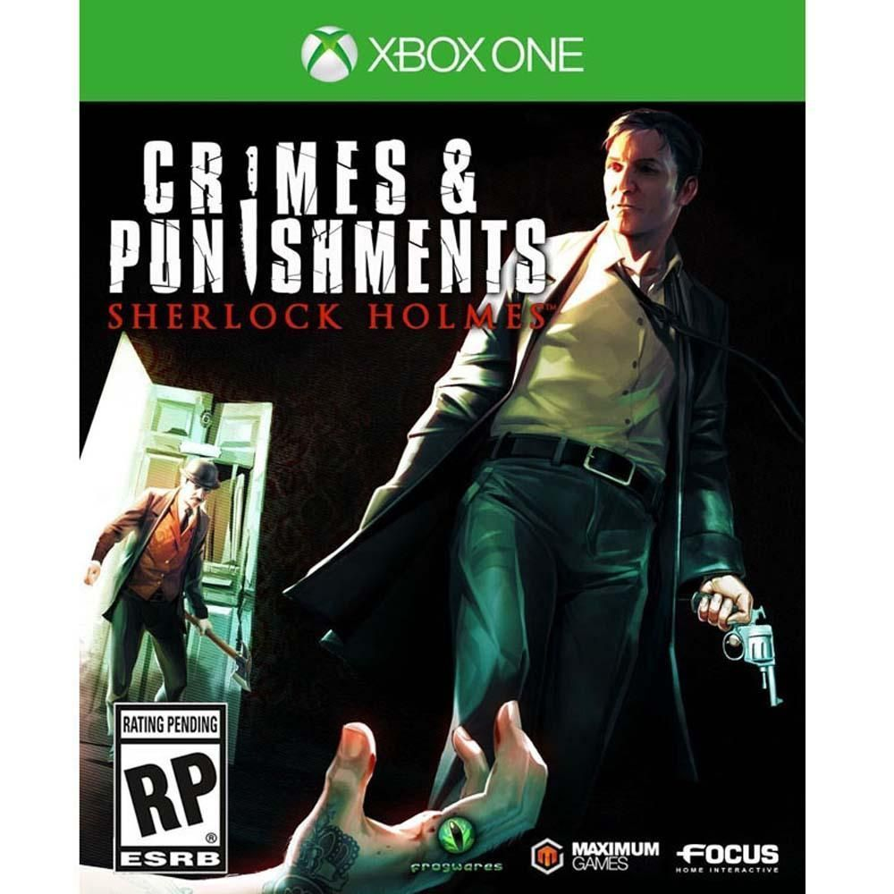 Jogo Crimes and Punishment: Sherlock Holmes - Xbox One