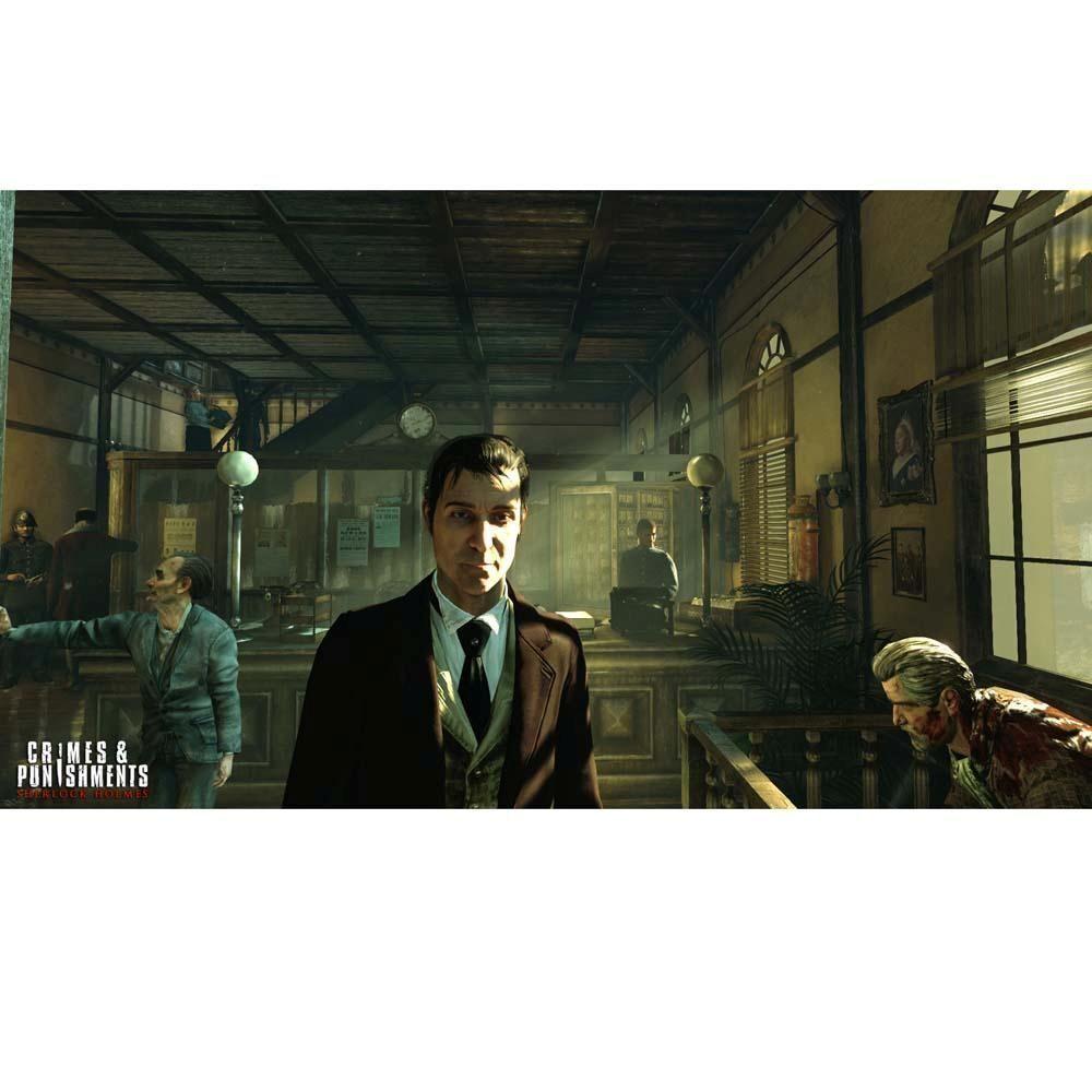 Jogo Crimes and Punishment: Sherlock Holmes - Xbox One