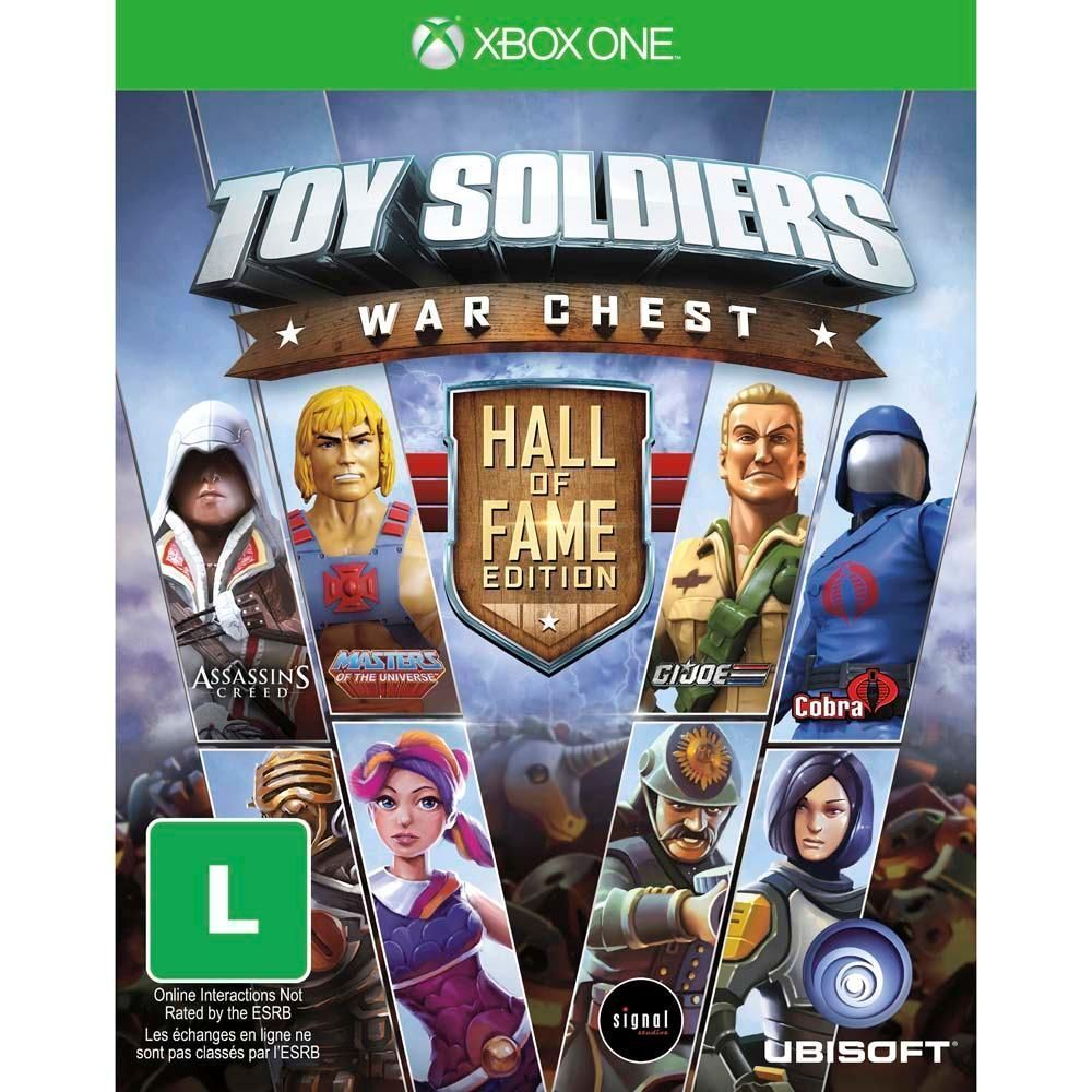Jogo Toy Soldiers: War Chest - Hall of Fame Edition - Xbox One