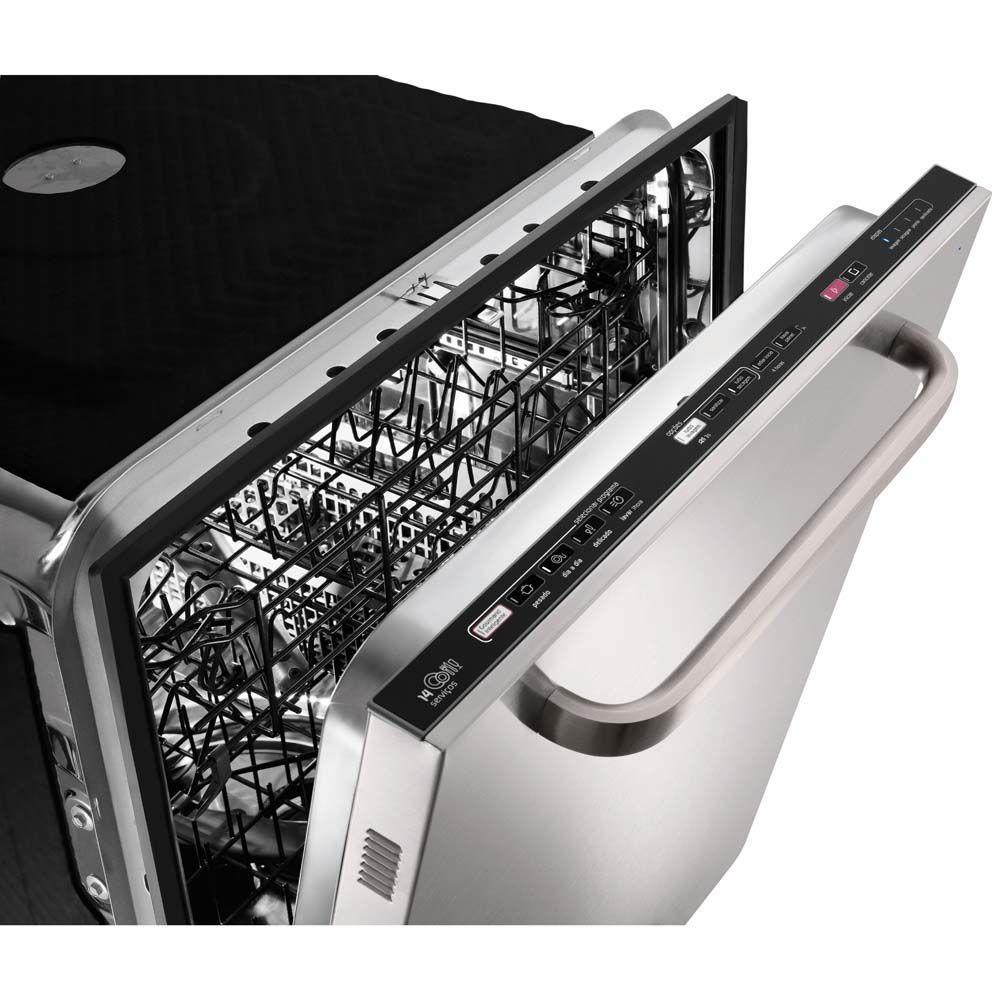 Lava-louças Brastemp Gourmand 14 Serviços BLB14CR Aço Escovado - 110V