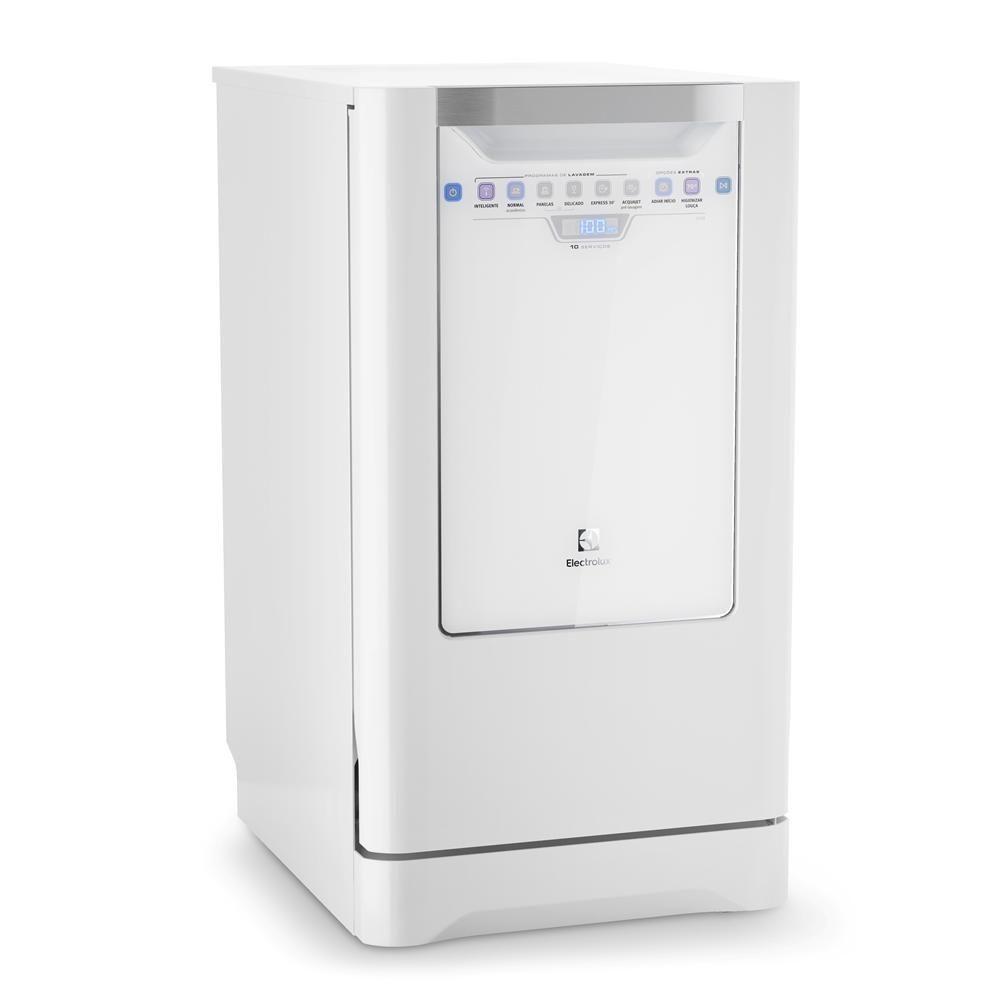 Lava-Louças Electrolux LI10B 10 Serviços com Painel Blue Touch - Branca