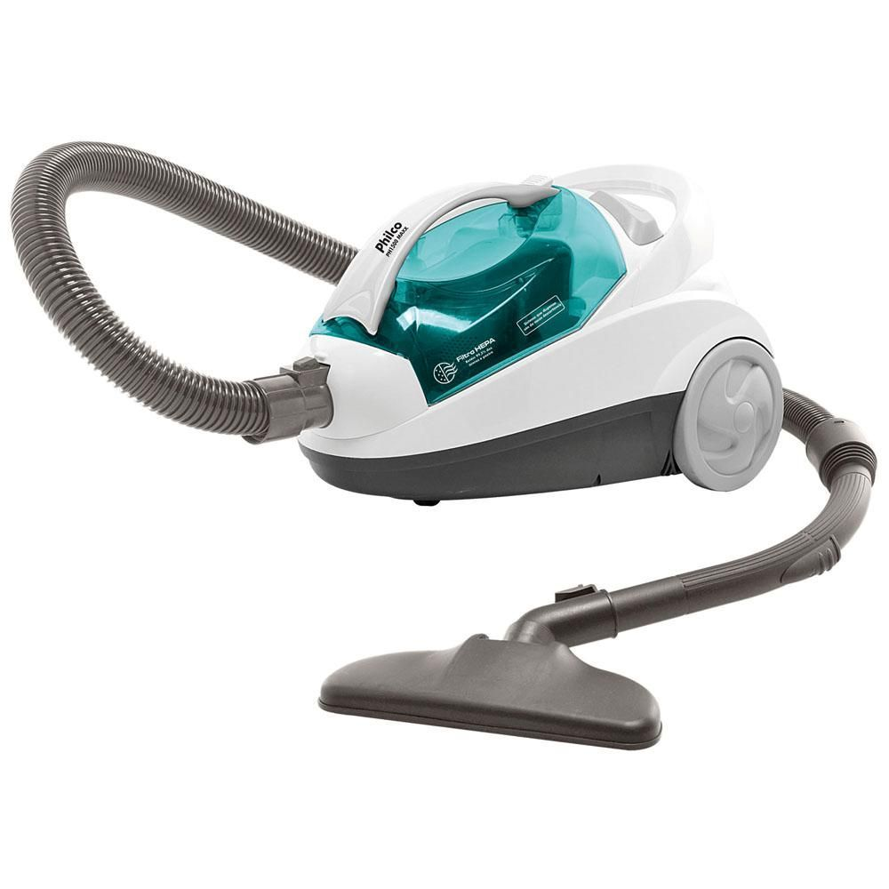 Aspirador de Pó Philco PH1500 Maxx - Azul/Branco