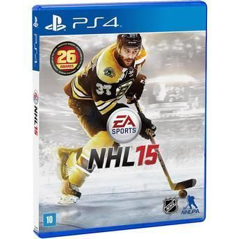 Jogo NHL 15 para Playstation 4