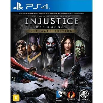 Jogo Injustice: Goty para Playstation 4