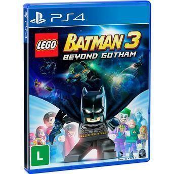 Jogo LEGO Batman 3: Beyond Gotham para Playstation 4
