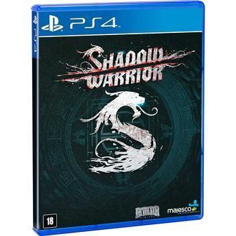 Jogo Shadow Warrior para Playstation 4
