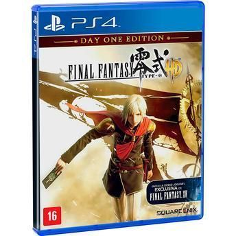 Jogo para PS4 Final Fantasy Type-0 HD (Day One Edition) Square Enix SE000107PS4
