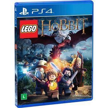 Jogo Lego O Hobbit para PS4