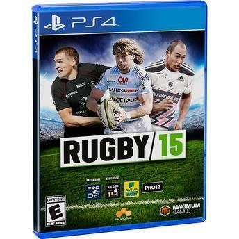Jogo para PS4 Rugby 15 Maximum Games 01262549516