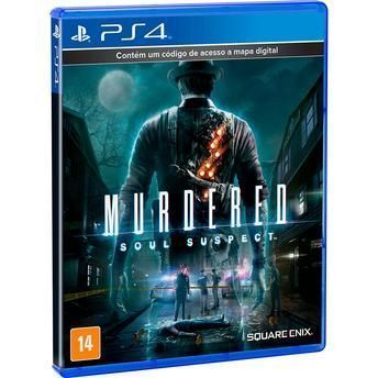 Jogo Murdered: Soul Suspect para Playstation 4