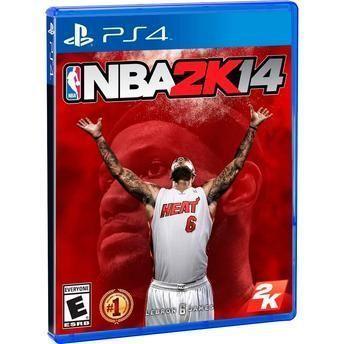Jogo NBA 2K14 - PS4