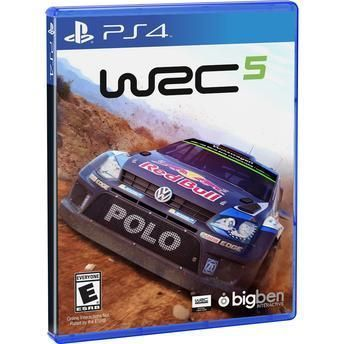Jogo Wrc 5: Fia World Rally Championship - Ps4