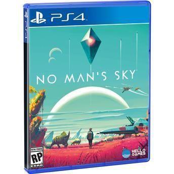 Jogo No Mans Sky - PS4  (Junho)