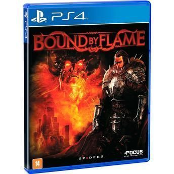 Jogo - Bound By Flame - PS4