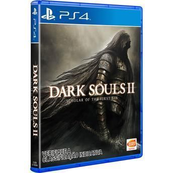 Jogo para PS4 Dark Souls II Scholar Of The First Sin Namco Bandai