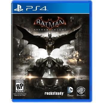 Jogo Batman: Arkham Knight para PS4 Rocksteady Studios