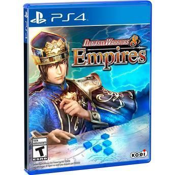 Jogo para PS4 Dynasty Warriors 8 Empires Koei Tecmo