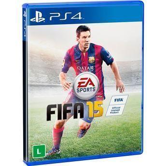 Jogo Fifa 15 para Playstation 4