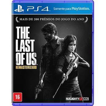 Jogo PS4 THE LAST OF US Remasterizado