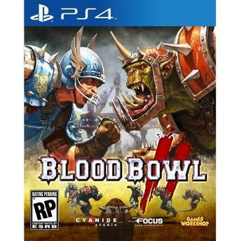 Jogo Blood Bowl II PS4