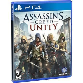 Jogo Assassin s Creed Unity PS4