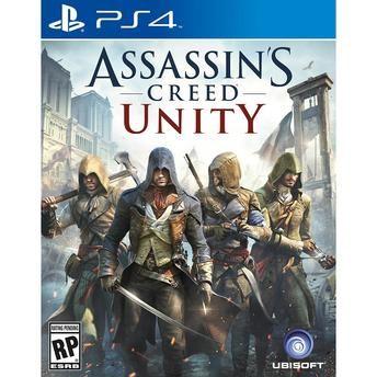 Jogo Assassin s Creed Unity PS4