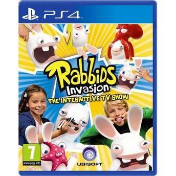 Game Rabbids Invasion PS4